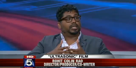 Rohit Colin Rao interviewed on Fox 5 for Ultrasonic