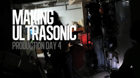 Ultrasonic Movie - Making of BTS