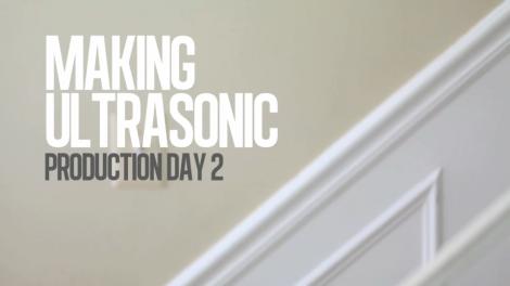 Ultrasonic Movie - making of BTS