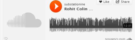 WTOP Radio interviews Rohit Colin Rao for Ultrasonic