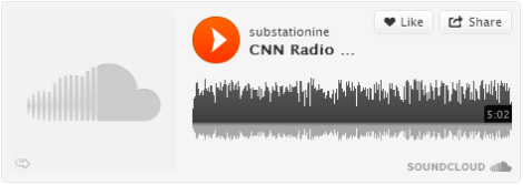 Ultrasonic featured on CNN Radio